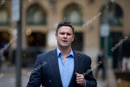 Editorial image of Britain Cricket Cairns Court Case, London, United Kingdom