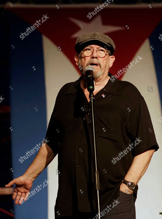 Silvio Rodriguez Cuban singer and composer Silvio Rodriguez speaks during a free concert in Old Havana, Cuba. Rodriguez said, that he is satisfied with the improved diplomatic relations between Cuba and the United States