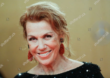 German actress Gaby Dohm attends the Bambi 2015 media awards in Berlin