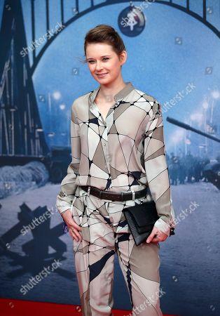 Editorial photo of Germany Bridge of Spies Premiere, Berlin, Germany