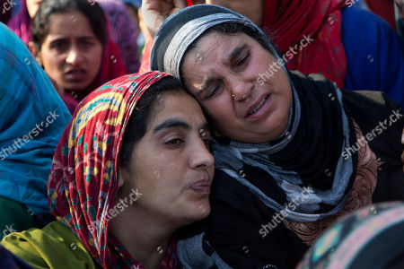 Editorial photo of India Kashmir Funeral