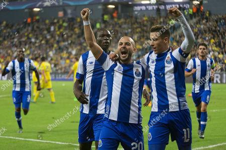 Editorial photo of Israel Champions League Soccer, Haifa, Israel