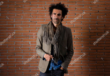 Laurent Laffargue Director Laurent Laffargue poses for portraits for the movie Les Rois Du Monde at the Rome Film Festival in Rome