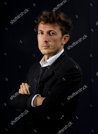 Stock Picture of Tao Ruspoli Director Tao Ruspoli poses for portraits at the Rome Film Festival in Rome