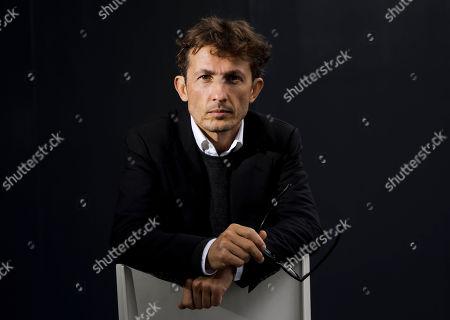 Tao Ruspoli Director Tao Ruspoli poses for portraits at the Rome Film Festival in Rome