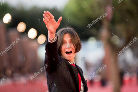 Editorial image of Italy Rome FF Red Carpet, Rome, Italy