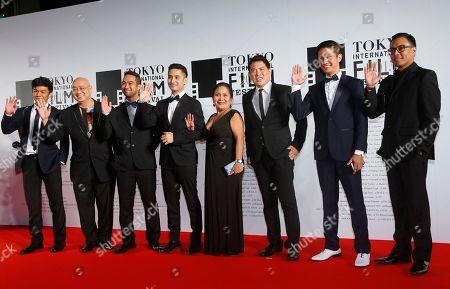 Editorial photo of Japan Tokyo International Film Festival, Tokyo, Japan