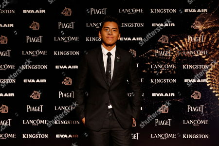 Darren Wang Taiwanese actor Darren Wang poses on the red carpet at the 52nd Golden Horse Awards in Taipei, Taiwan, . Wang is a guest at this year's Golden Horse Awards, one of the Chinese-language film industry's biggest annual events