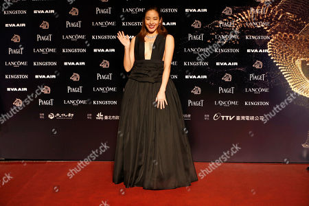 "Karena Lam Taiwanese actress Karena Lam arrives at the 52nd Golden Horse Awards in Taipei, Taiwan, . Lam is nominated as Best Leading Actress for the film ""Zinnia Flower"" at this year's Golden Horse Awards, one of the Chinese-language film industry's biggest annual events"