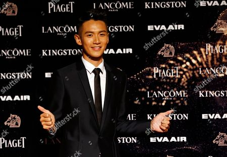Kai Ko Taiwanese actor Kai Ko poses on the red carpet at the 52nd Golden Horse Awards in Taipei, Taiwan, . Lee Kang-sheng is a guest at this year's Golden Horse Awards, one of the Chinese-language film industry's biggest annual events