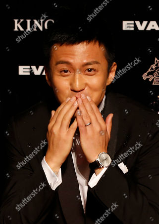 """Deng Chao Chinese actor Deng Chao arrives at the 52nd Golden Horse Awards in Taipei, Taiwan, . Deng is nominated as the best leading actor for the film """"The Dead End"""" at this year's Golden Horse Awards, one of the Chinese-language film industry's biggest annual events"""