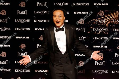 Eason Chan Hong Kong actor and singer Eason Chan poses on the red carpet at the 52nd Golden Horse Awards in Taipei, Taiwan, . Chan is a guest at this year's Golden Horse Awards, one of the Chinese-language film industry's biggest annual events