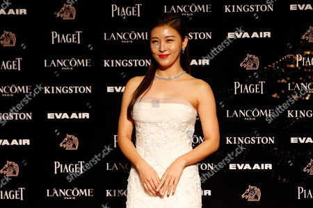 H Ji-won South Korean actress Ha Ji-won poses on the red carpet at the 52nd Golden Horse Awards in Taipei, Taiwan, . Ha is a guest at this year's Golden Horse Awards, one of the Chinese-language film industry's biggest annual events