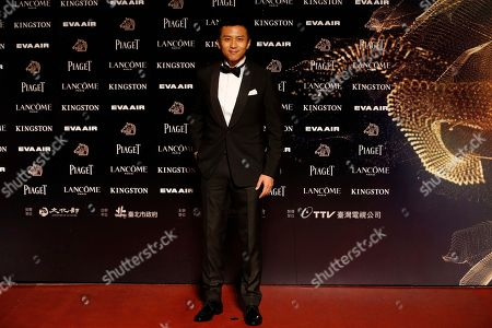 """Deng Chao Chinese actor Deng Chao arrives at the 52nd Golden Horse Awards in Taipei, Taiwan, . Deng is nominated as the best leading actor for the film """"The Dead End"""" at this year's Golden Horse Awards -one of the Chinese-language film industry's biggest annual events"""