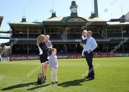 Editorial picture of Australia Cricket Haddin Retirement, Sydney, Australia
