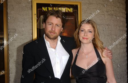 Mikael Hafstrom and Kelly Dennis