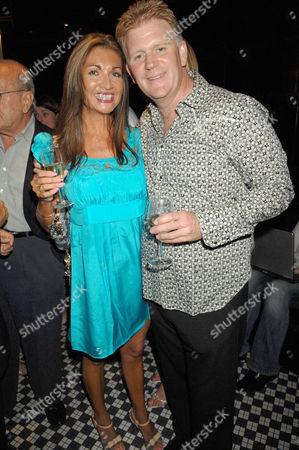 Tanya Jones and Peter Burrell