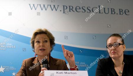 Editorial image of Europe Media Freedom, Brussels, Belgium