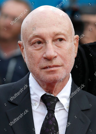 French film critic, screenwriter, film director and actor, Pascal Bonitzer, arrives at the 41st American Film Festival, Saturday, Sept. 5, 2015, in Deauville, Normandy, Western France