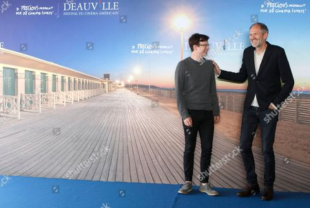 Editorial picture of France American Film Festival, Deauville, France