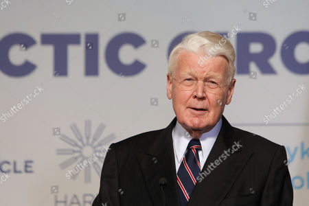 Iceland's President Olafur Ragnar Grimsson as he gives a press conference, during a State visit of his French counterpart Francois Hollande, in Reykjavik, Iceland. Iceland's President Olafur Ragnar Grimsson on Tuesday April 5, 2016 refused a request from the prime minister to dissolve parliament and call a new election amid a dispute over the premier's offshore tax affairs. Embattled Prime Minister Sigmundur David Gunnlaugsson is facing growing calls for him to step down because of reported offshore financial dealings by him and his wife that opposition lawmakers say show a significant conflict of interest with his job