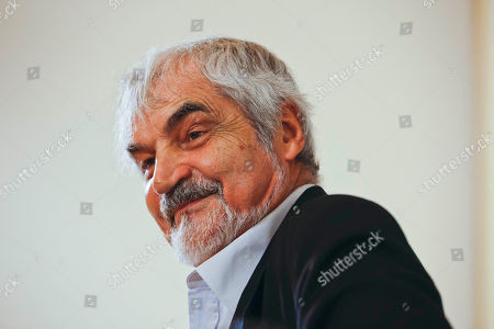 Serge Latouche Economist Serge Latouche poses for portraits before a press conference at the Foreign Press Association in Rome