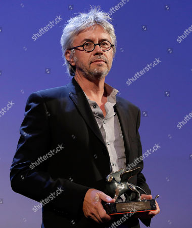 Christian Vincent Christian Vincent receives the Prize for best script for his movie L'Hermine during the awards ceremony of the 72nd edition of the Venice Film Festival in Venice, Italy