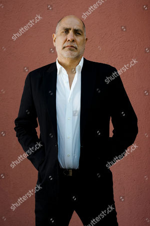Guillermo Arriaga Producer Guillermo Arriaga poses for portraits for the movie Desde Alla (From afar) at the 72nd edition of the Venice Film Festival in Venice, Italy