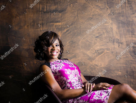 Edwina FIndley Actress Edwina Findley poses for portraits for the movie Free in deed, at the 72nd edition of the Venice Film Festival in Venice, Italy