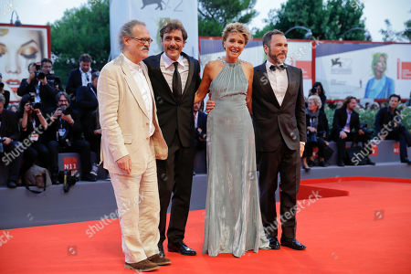 Editorial picture of Italy Venice FF Per Amor Vostro Red Carpet, Venice, Italy