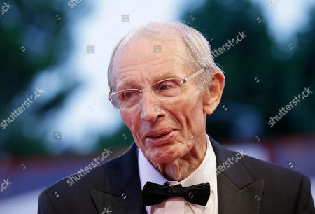 Heinz Lieven Actor Heinz Lieven poses for photographers upon arrival for the screening of the movie Remember, at the 72nd edition of the Venice Film Festival in Venice, Italy, . The 72nd edition of the festival runs until Sept. 12