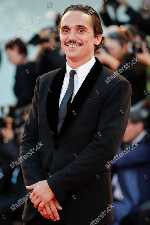 Pier Giorgio Bellocchio Actor Pier Giorgio Bellocchio poses during the red carpet of the movie Sangue Del Mio Sangue (Blood of my Blood), at the 72nd edition of the Venice Film Festival in Venice, Italy, . The 72nd edition of the festival runs until Sept. 12