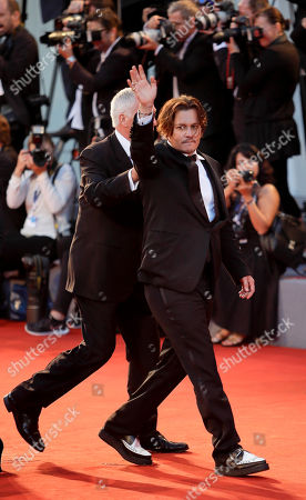 Editorial image of Italy Venice FF The Danish Girl Red Carpet, Venice, Italy