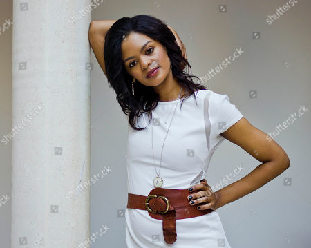 Crystal-Donna Roberts Actress Crystal-Donna Roberts poses for portraits at the 72nd edition of the Venice Film Festival in Venice, Italy