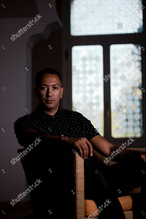 Oliver Hermanus Director Oliver Hermanus poses for portraits at the 72nd edition of the Venice Film Festival in Venice, Italy
