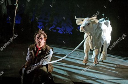 'Into The Woods' - Peter Caulfield (Jack)