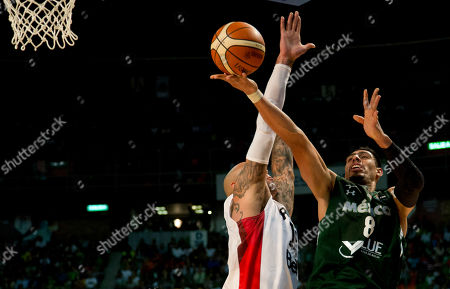 Editorial picture of Mexico FIBA Americas Basketball, Mexico City, Mexico