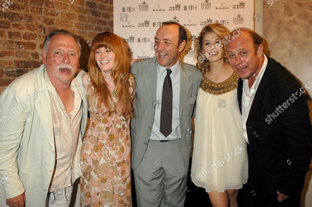 The Cast - Kenneth Cranham, Sally Tatum, Kevin Spacey,  Rosamund Pike, Andrew Woodall