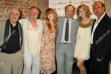 The Cast - Peter Gill, Kenneth Cranham, Sally Tatum, Kevin Spacey,  Rosamund Pike, Andrew Woodall