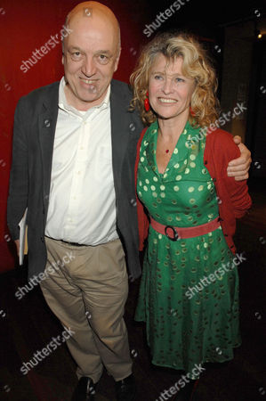 James Fenton and Julie Christie - Julie Christie returned to the British stage for the first time in ten years for this charity event