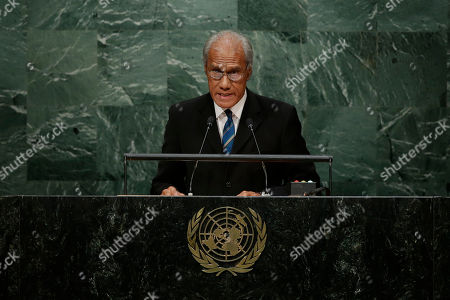 Editorial photo of UN General Assembly