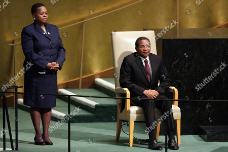 Editorial picture of UN General Assembly