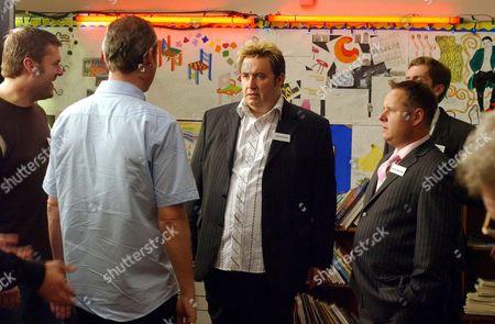 'Northern Lights' - 2006 L-R - Trevor Fox, Mark Benton and David Nellist