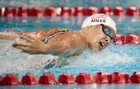 Editorial picture of Canada Pan Am Games Swimming, Toronto, Canada