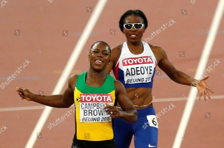 Editorial picture of China Athletics Worlds, Beijing, China