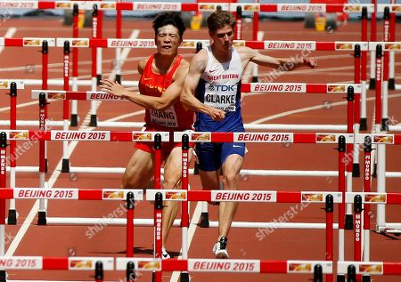 Editorial image of China Athletics Worlds, Beijing, China