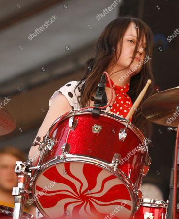 The White Stripes - Meg White