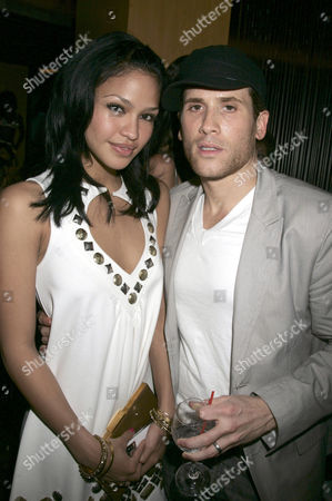 Cassie and Marc Ecko
