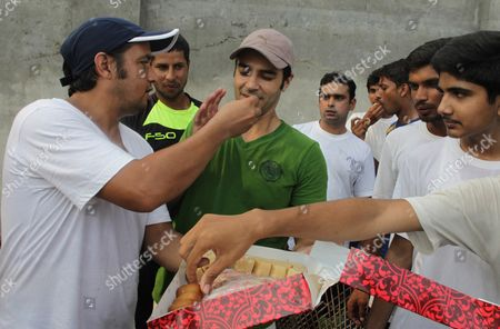 Salman Butt Pakistani cricket fans offer sweets to cricketer Salman Butt in Lahore, Pakistan, . Former Pakistan cricket captain Salman Butt hopes to play for his country again after the ICC lifted sanctions on him for his involvement in an infamous 2010 spot-fixing scandal