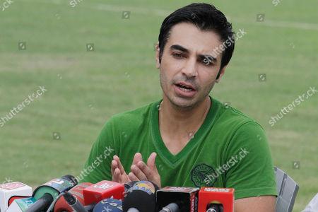 Editorial picture of Pakistan Cricket Spot Fixing, Lahore, Pakistan